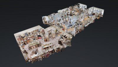 Das Körbchen 3D Model