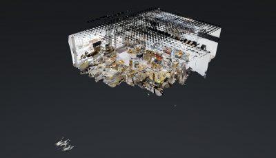 Artisanal 3D Model