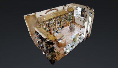 Weingalerie Kleibohm 3D Model