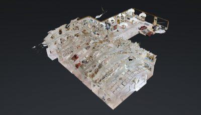 Galerie Mensing 3D Model