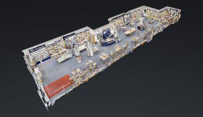 Buchhandlung Margret Holota 3D Model