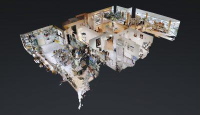 Orthopädie -Schuhtechnik Berges 3D Model