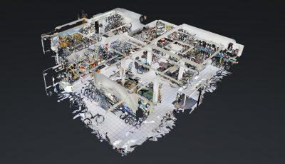 Megabike 3D Model