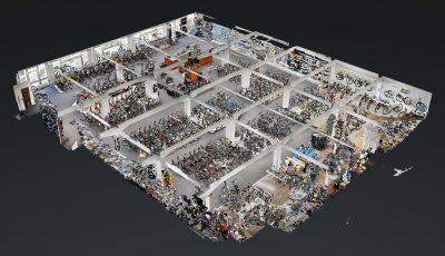 Megabike Iserlohn 3D Model