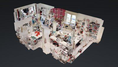 Nähcafé Nadelfee 3D Model