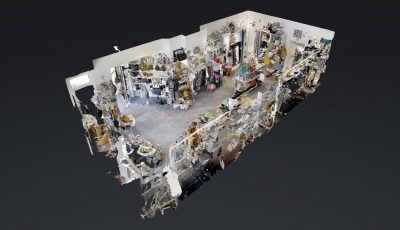 Wohn Werkstatt 3D Model