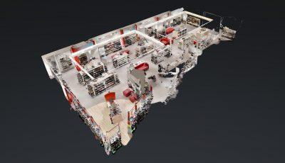 Schuhmode Schreiber 3D Model