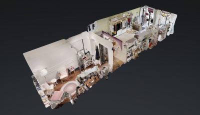 Zwergenstube 3D Model
