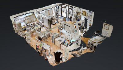 Kunsthandlung Streiter 3D Model