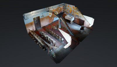 Französische Kapelle in Soest 3D Model