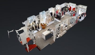 2weihundert Store 3D Model