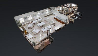 Restaurant & Partyservice Drei Kronen 3D Model