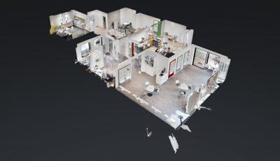 Optik und Akustik Dirk Bücher 3D Model