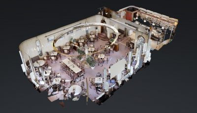 Café Fromme am Markt 1 in Soest! 3D Model