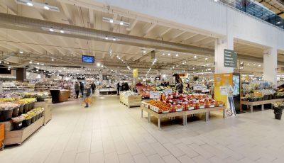 Globus SB-Warenhaus in Koblenz – Erdgeschoss 3D Model