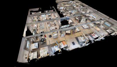 Bettenwelt Gütersloh 3D Model