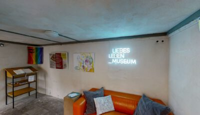 Der Bunker in Soest 2020: LIEBES LEBEN MUSEUM