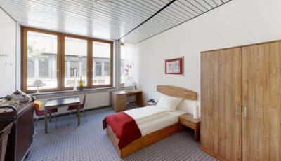 Börde-Berufskolleg Soest 2021: Hotelzimmer