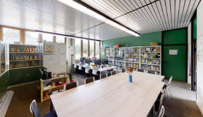 Börde-Berufskolleg Soest 2021: Bibliothek