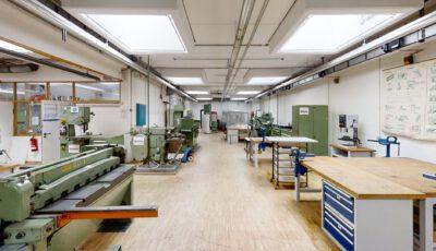 Börde-Berufskolleg Soest 2021: Metallwerkstatt