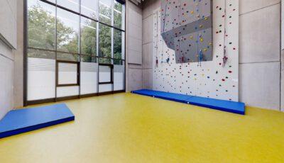 Börde-Berufskolleg Soest 2021: Kletterhalle 3D Model