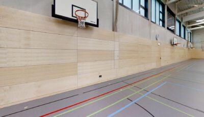 Börde-Berufskolleg Soest 2021: Sporthalle