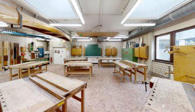 Börde-Berufskolleg Soest 2021: Holzwerkstatt