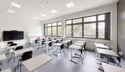 Börde-Berufskolleg Soest 2021: Neuer Klassenraum
